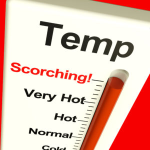 replacing your A/C to avoid hot temperatures